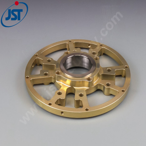 Precision Milling Brass Machining Parts for Auto