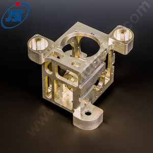 Precision Custom Brass CNC Machining Aerospace Parts