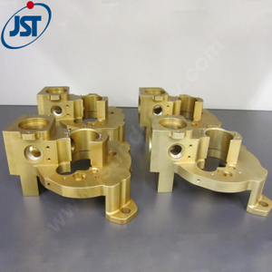 Custom Precision CNC Milling Brass Spare Part