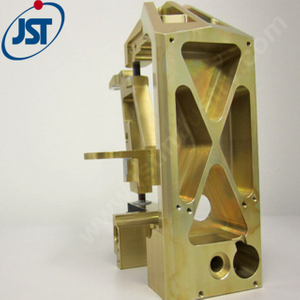 Precision Custom Brass CNC Milling Machine Parts